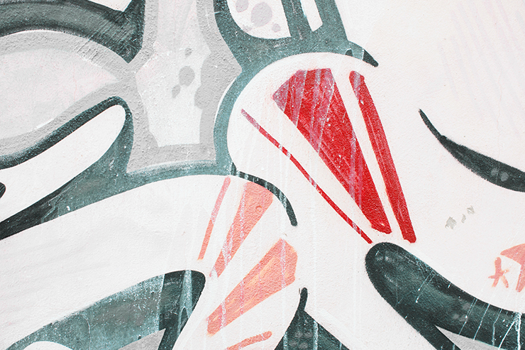 graffiti detail wallpaper texture or background